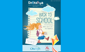 Drikshya's initiative for a better tomorrow