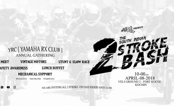 The south Indian-2 STROKE BASH