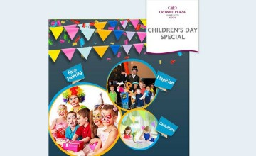 Children's Day Special By Crowne Plaza