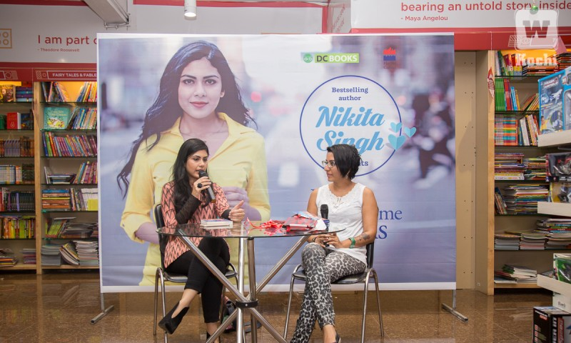 Excerpts from Nikita Singh's Book Launch- Every Time It Rains