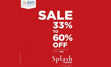 Exciting Offers from Splash