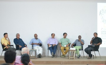 Unveiling duality - An urban design workshop in Fort Kochi and Mattancherry
