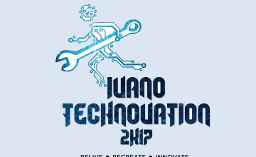 Ivano Technovation 2K17 - Tech Event