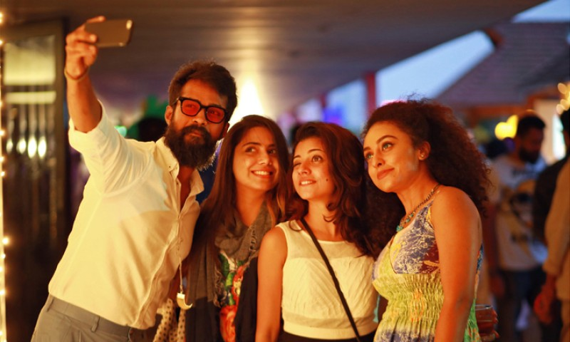 Get a Glimpse of How Kochi Partied at the Midtown Social