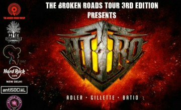 Nitro - Chris Adler, Jim Gillette and Angelo Batio Live
