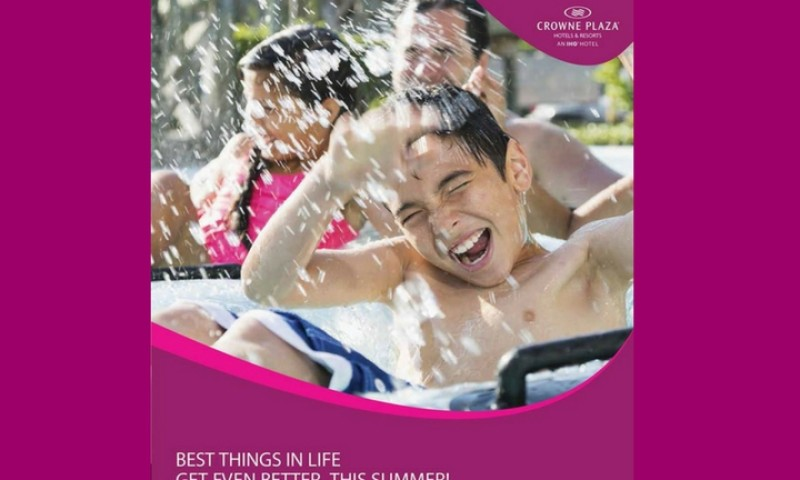 IHG Escapes - Offers from Crowne Plaza