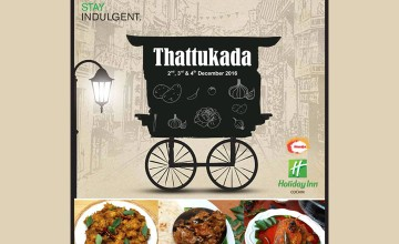 Thattukada - The Street Food Delicacies