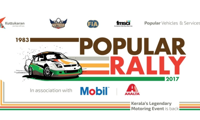 How A Decade Old Motorsport Rally Is Making It's Comeback In Kochi This Year