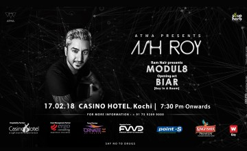 ATMA -presents ASH ROY