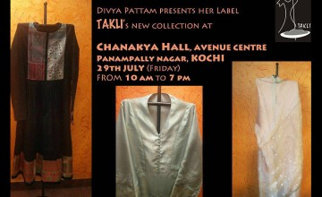Takli's New Collection from Divya Pattam