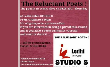 The Reluctant Poets - A Poetry Event