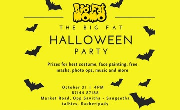 The Big Fat  Halloween in Kochi
