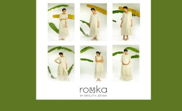 God's own From Rouka; Onam Collection