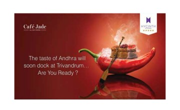 Andhra Food Festival At Hycinth