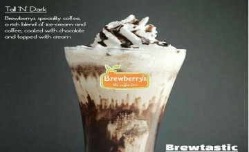 Enjoy your Special Coffee at Brewberrys Cafe