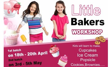 Little Bakers Workshop