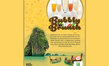 Bubbly Brunch by Holiday Inn