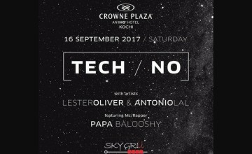 Techno - Live Music