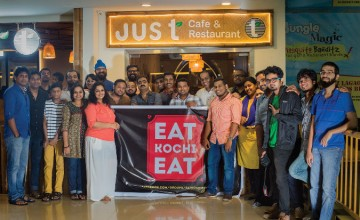 It's the Dawn of the Kochi Foodies