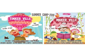 Kenville Kids Summer Camp : 2016