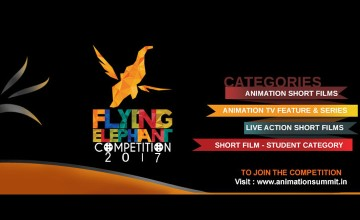 Animation Masters Summit 2017 & Flying Elephant Competition