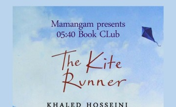 Mamangam Presents 05:40 Book Club