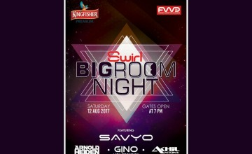 Swirl Bigroom Night - Live Music and Party