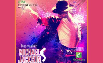 Moonwalker - Music & Dance