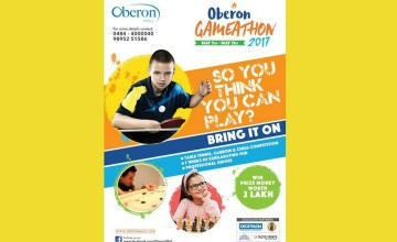 Oberon Gameathon 2017 - Gaming Zone