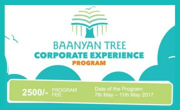 Baanyan Tree Corporate Experience Program