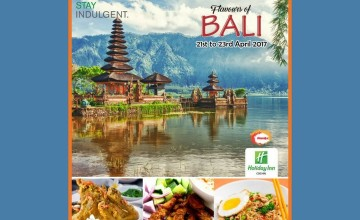 Flavours of Bali - Food Fest