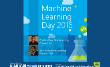 K-MUG Machine Learning Day