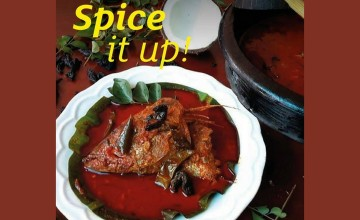 Spice It Up - Shappu Curry Food Fest