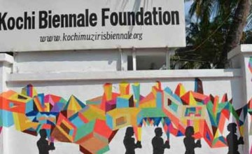 Music program as part of Kochi Biennale Foundation