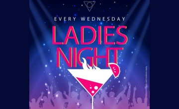 Ladies Night - Music, Food And Party