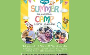 Wow Summer Camp