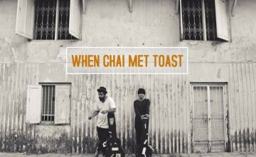 When Chai Met Toast For A Wkochi Special Dish!
