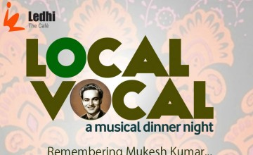 Local Vocal - Remembering Mukesh KUmar