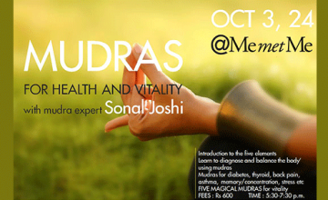 Mudra Workshop