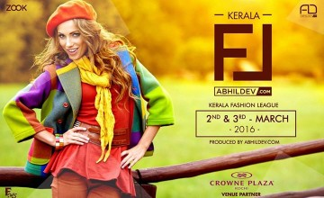Kerala Fashion League - 2016
