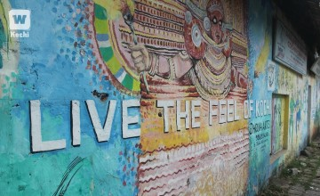 LIVE THE FEEL OF KOCHI - A journey with the camera in Fort Kochi