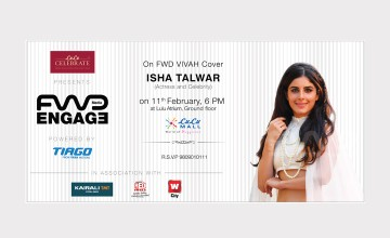 FWD Engage - FWD Vivah February 2017 Issue Cover Launch