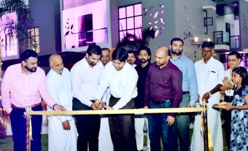 Nucleus Premium Properties Handed Over the Keys Of Lavender Villas To The Owners