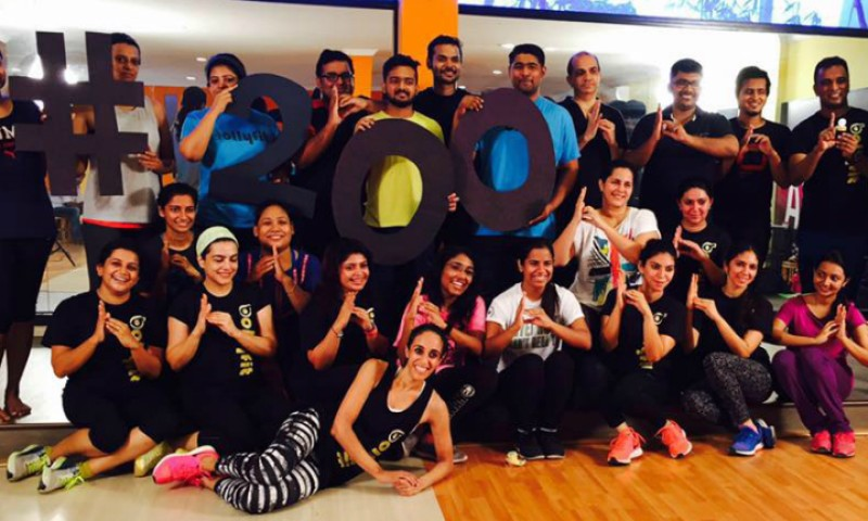 This Fitness Class in Kochi Can Show You That Bollywood Tunes Are Not Just For Weddings