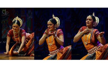 Odissi Workshop at Kalashakthi School of Art