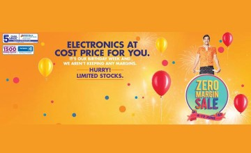 Get All Electronics @ Cost Price