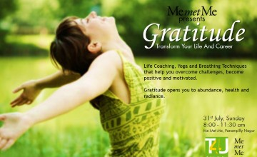 Gratitude- Transform Your Life And Career