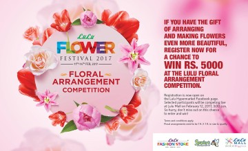 Floral Arrangement Competition