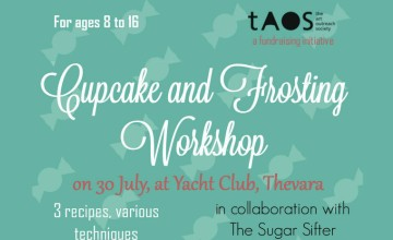 Cupcake and Frosting Workshop by TAOS