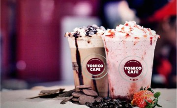 Quench Your Coffee Love at Tonico Cafe